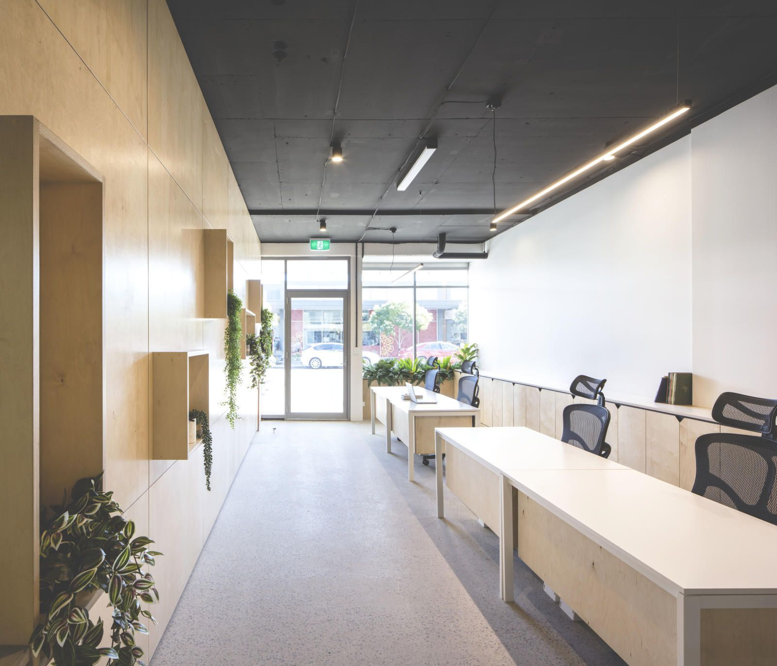 Ddc Architecture + Interior Design Projects Compass Office Fit Out