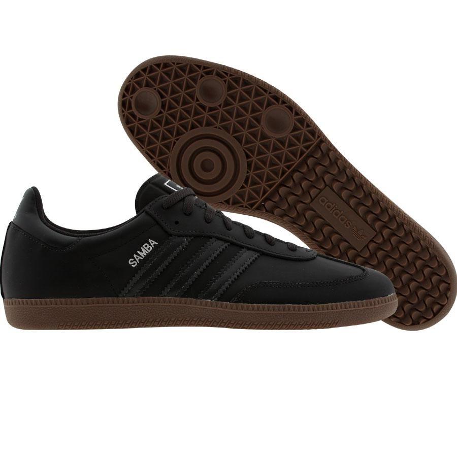 Adidas Samba (black1 / sol grey) G48121 - $64.99
