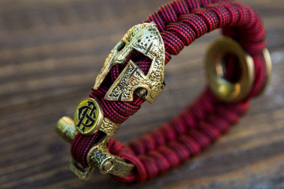 brass clasp clasp for paracord bracelet edc accessories pendant supply for bracelet charm brass Thor hummer