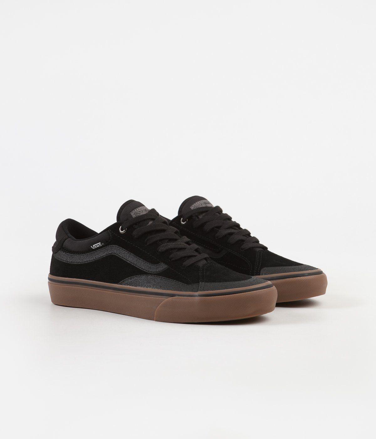 vans tnt 5 black gum