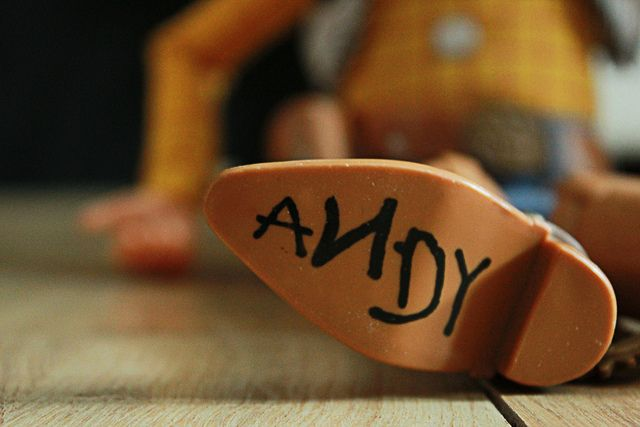 Toy Story Andy Boot Images \u0026 Pictures