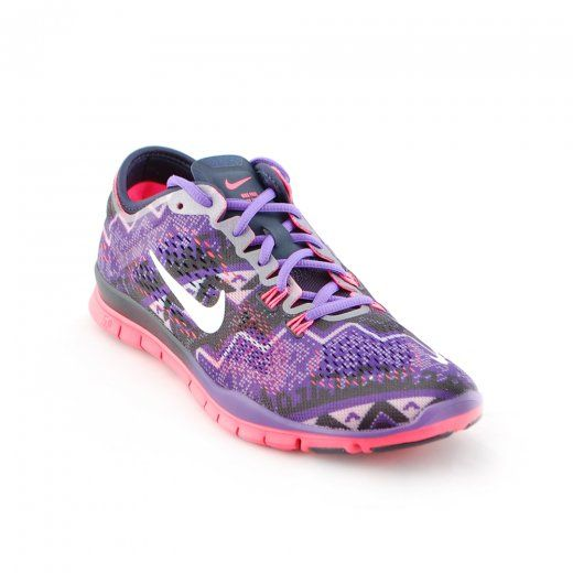buy popular e6af9 ae40e ... Tony Pryce Sports - Nike Women s Free 5.0 Trainers Purple Intersport ...