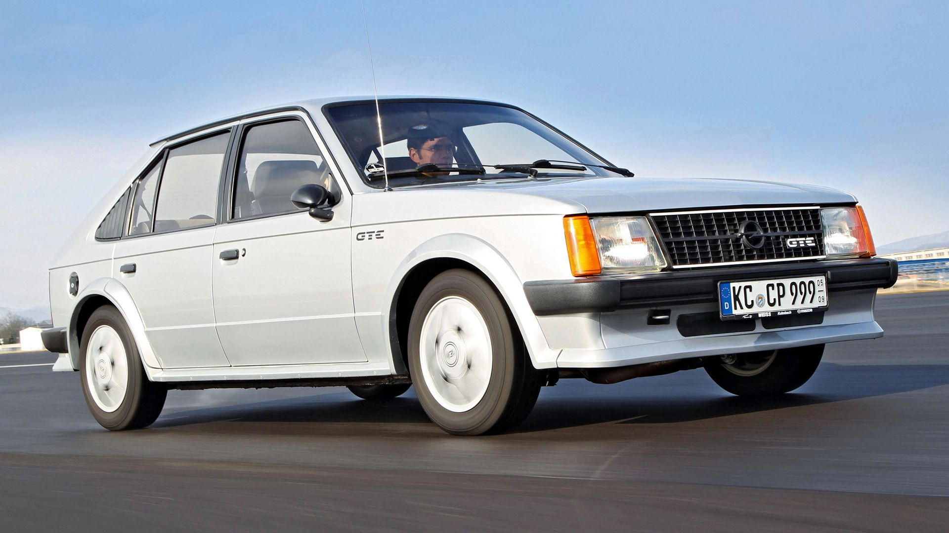 1983 opel kadett d gte classic cars pinterest cars. Black Bedroom Furniture Sets. Home Design Ideas