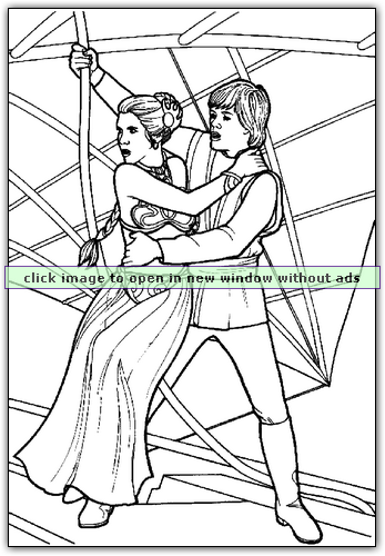 StarWars! Give a like. | Star Wars Coloring Pages & Party Fun