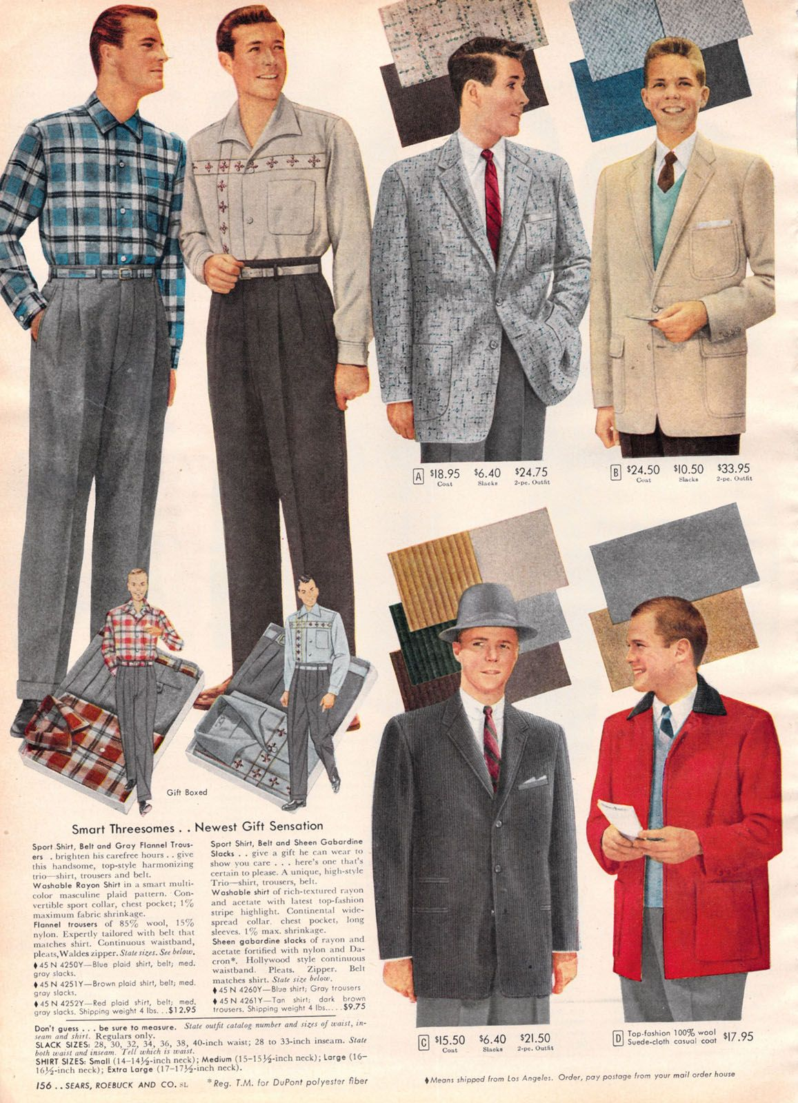 526ecaad Pin by Chris G on Vintage Menswear in 2019 | Fashion, 1950s fashion ...