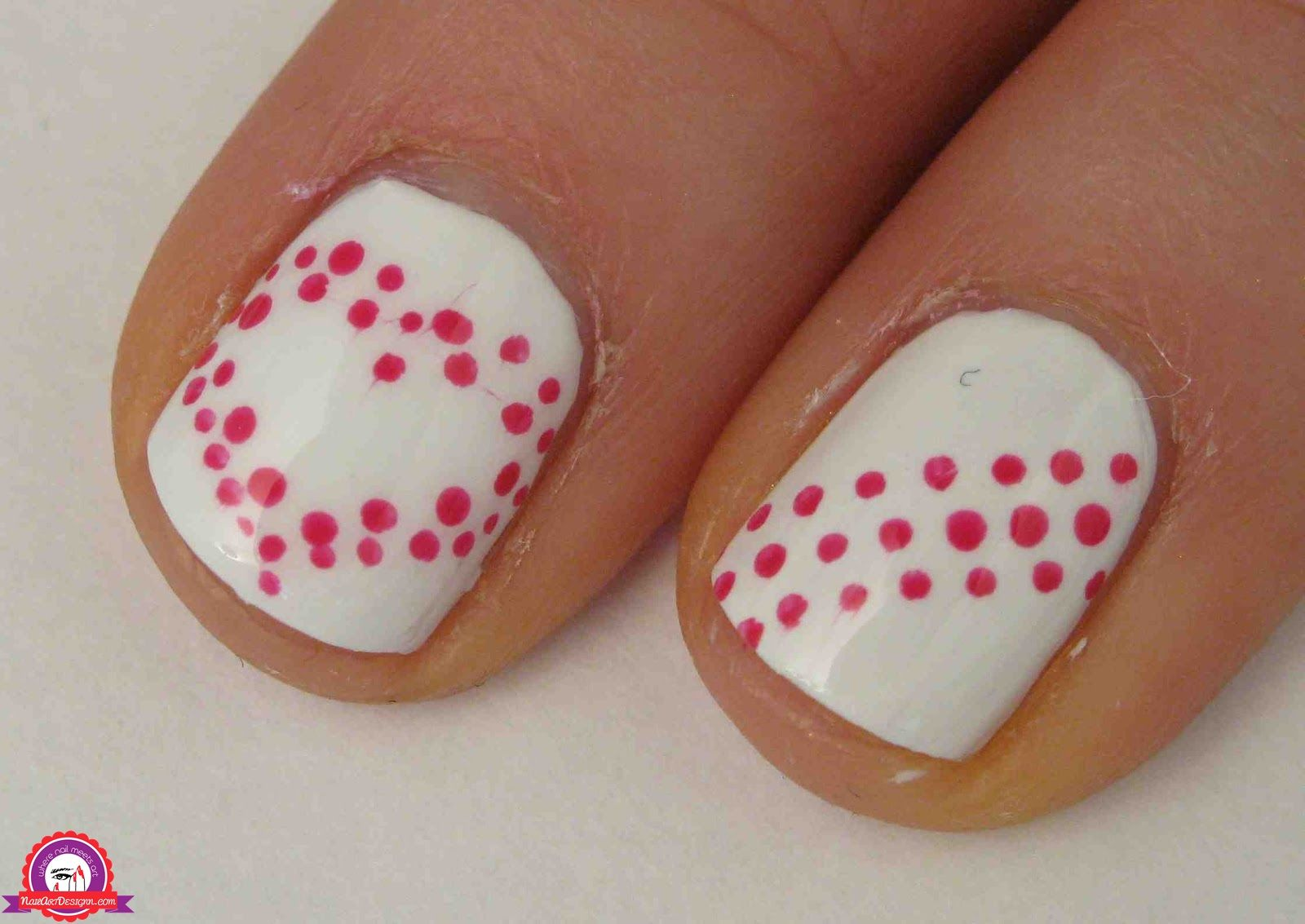 The Simple Nail Art Designs For Beginners Are Cool Nails