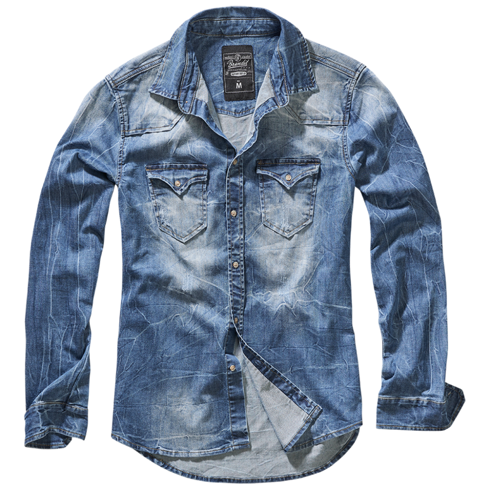 Photo of Riley Denim Shirt