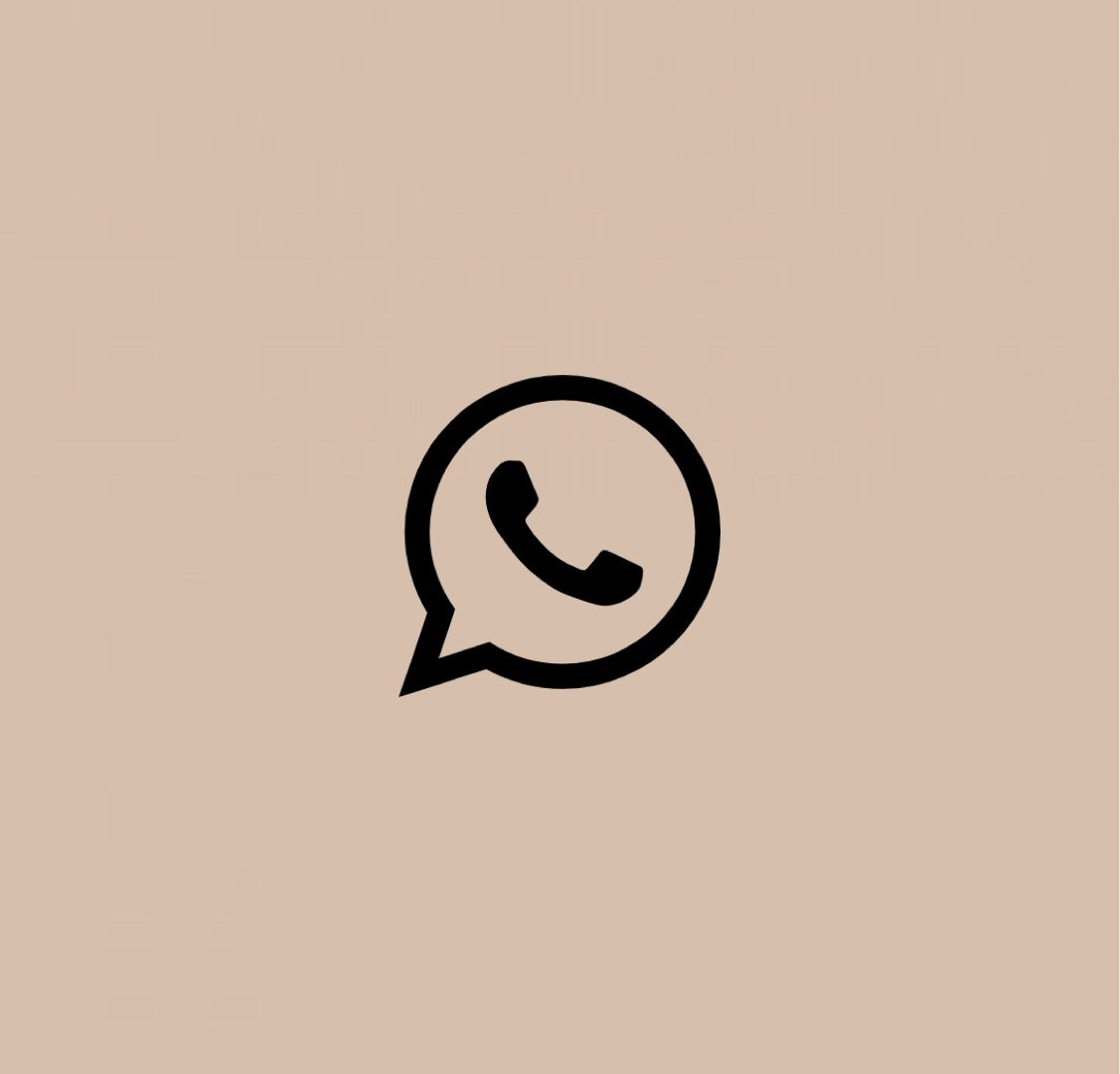 Ios 14 App Cover Whatsapp Anwendungssymbol Symbol