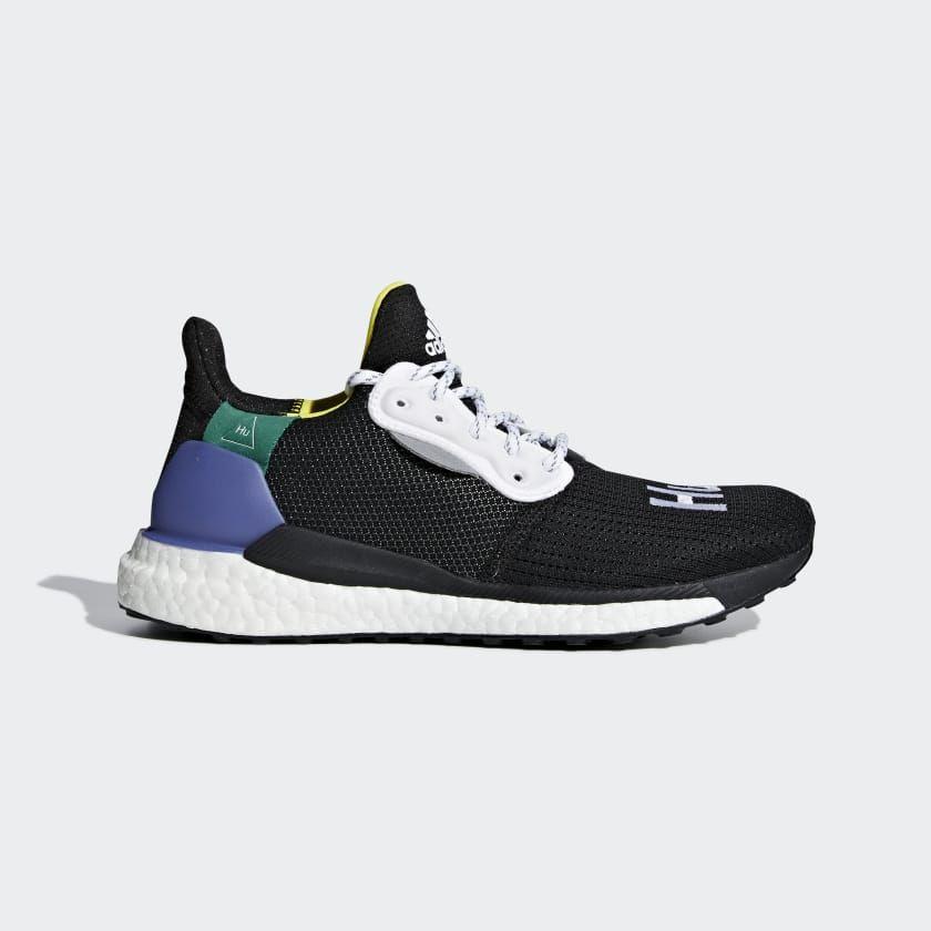 great quality reputable site half off Pharrell Williams x adidas Solar Hu Glide ST Schuh in 2019 ...