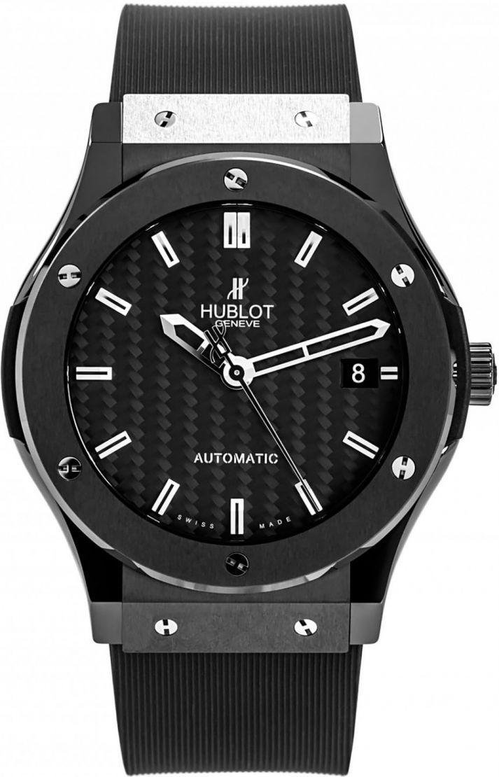 Hublot Classic Fusion Black Magic 45mm 511 Cm 1770 Rx Hublot Classic Hublot Hublot Classic Fusion