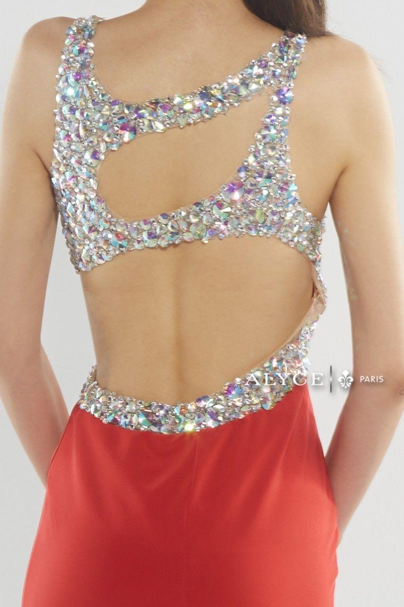 Prom-Avenue - Alyce B'dazzle Prom Dress 35683, $350.00 (http://www.prom-avenue.com/alyce-bdazzle-prom-dress-35683/)