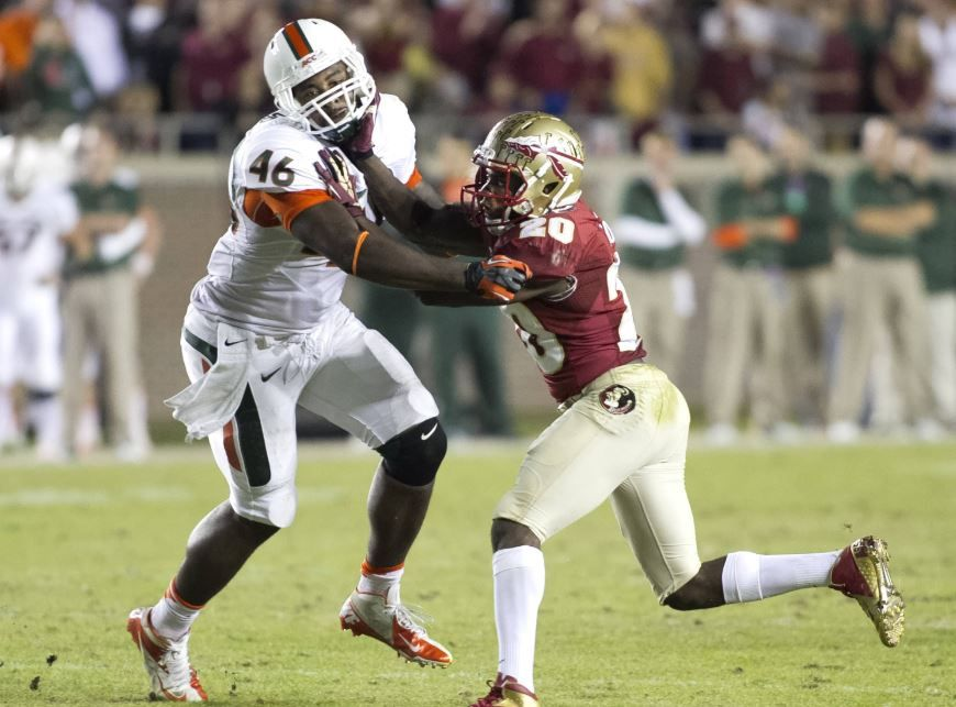 Fsu Football The Top Five Players To Wear No 20 Fsu Football Football Football Tops