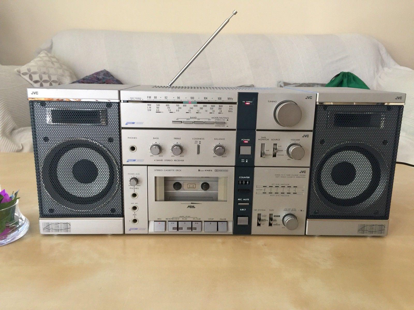 JVC PC3   audio in 2019   Hifi audio, Hifi speakers, Record