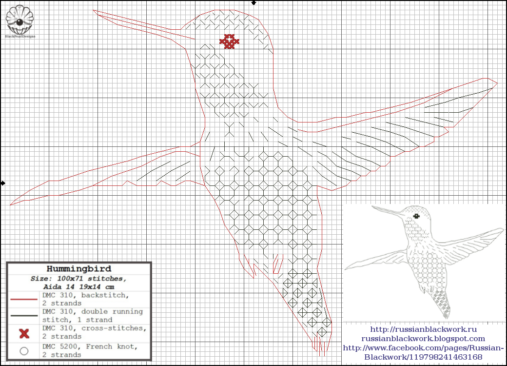 biscornu hummingbird free charts no color chart available just use the pattern