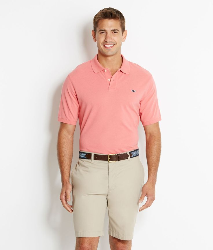 Polo Shirts For Men For A Casually Dashing Look