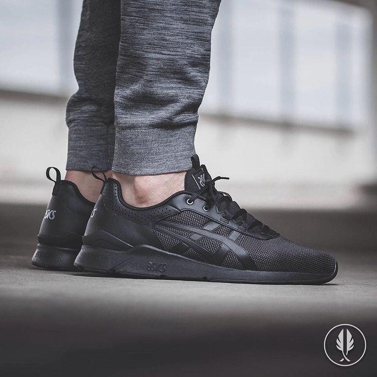 Asics Gel Lyte: Black   Sneakers men