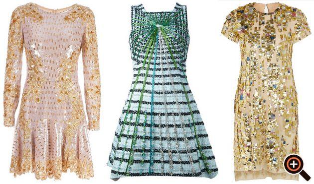 Ausgefallene Kleider 2015 – Cocktailkleider, Abendkleider & Maxikleider