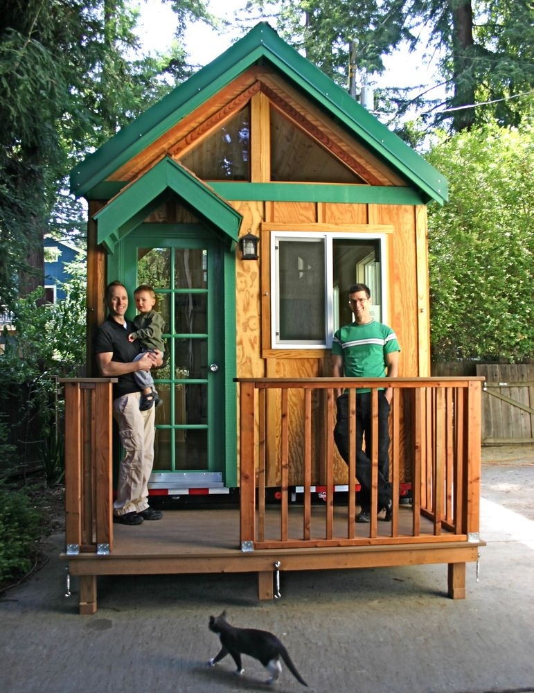 Could You Live In This Very Tiny Home Tiny House
