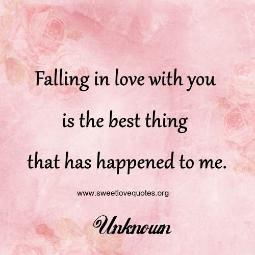 Romantic Love Of My Life Quotes For Him Or Her