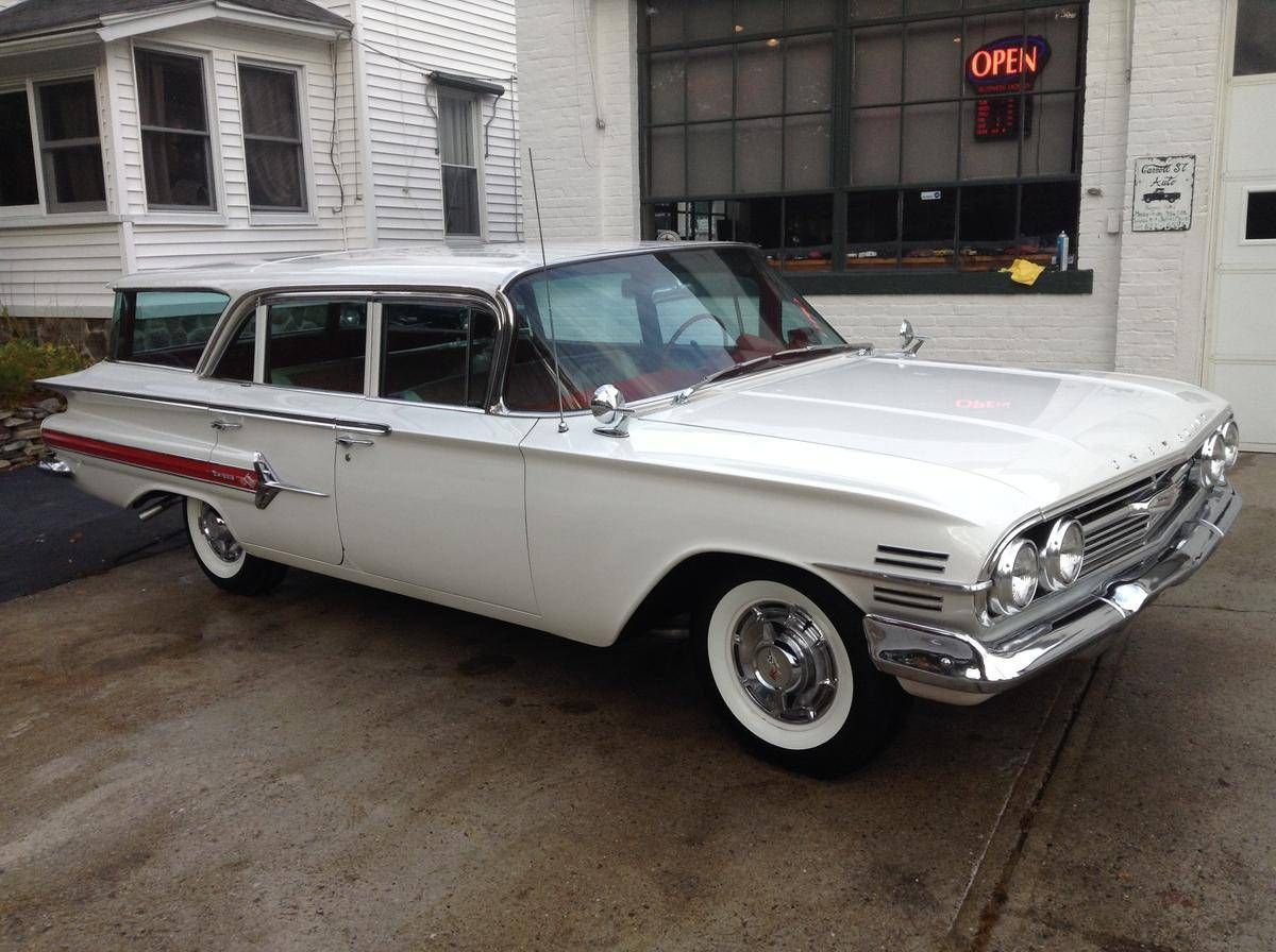 1960 Chevrolet Nomad Station Wagon | Chevrolet: 1960 & 1961 ...