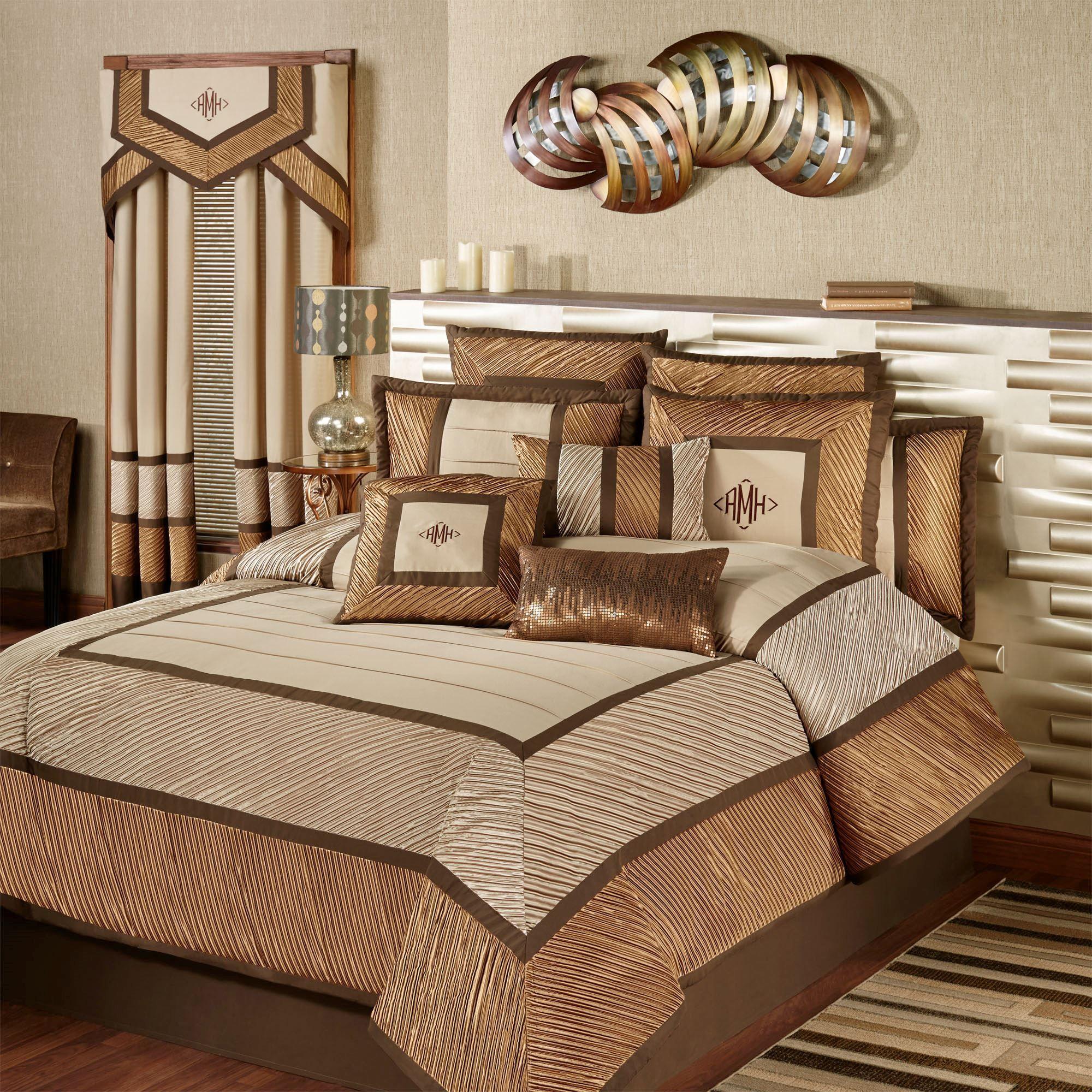 Delta Contemporary Comforter Bedding Bed Linen Sets Bed Linens