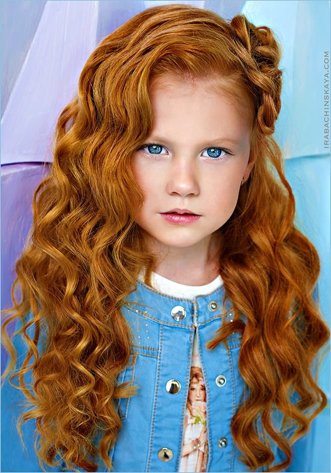 Ginger Girl With Bright Blue Eyes Bright Red Hair Red Hair Ginger Girls