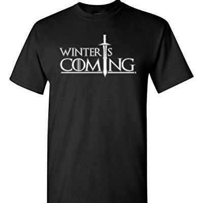 30 'Game of Thrones' T Shirts for True Fans Who Refuse to
