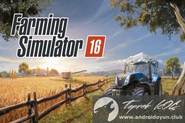 Farming Simulator 16 v1 1 0 5 MOD APK – PARA HİLELİ | akan
