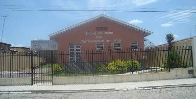Salão do Reino - Angicos - RN - Brasil