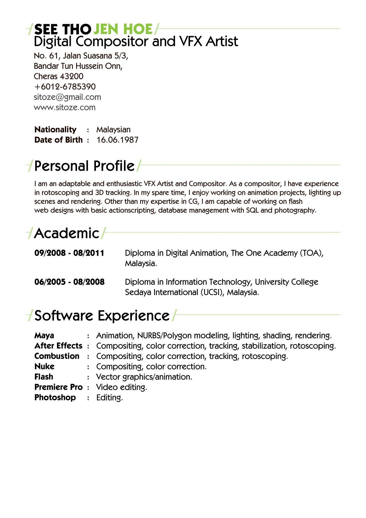 Artist Resume Resume Format Resume Job Resume Format Cover Letter For Resume Job Res Artist Resume Resume Format Resume