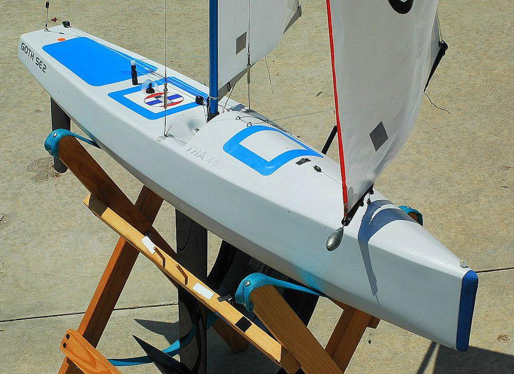 Goth Evo 2   rc sailboats in 2019   Boat, Model ships, Sailboat