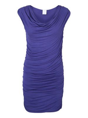 DRAPED PARTY DRESS - Vero Moda