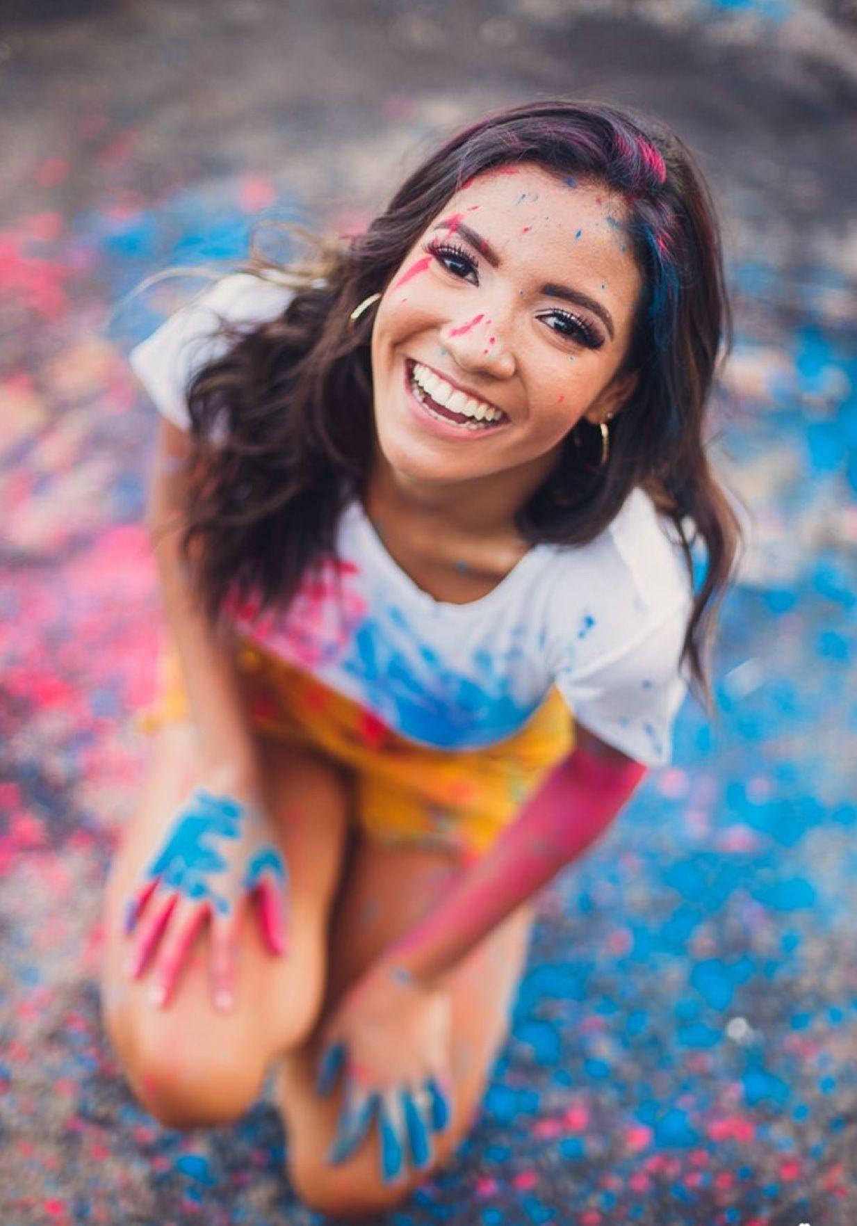 colorida foto senior