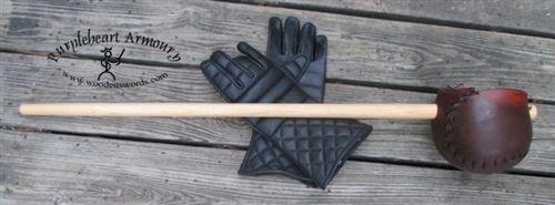 leather singlestick basket with hickory stick hema saber pinterest