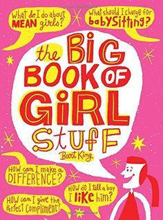 Birthday Gift Ideas For 10 Year Old Niece Lovely That 14 Girls Really Want The Big Book Of Girl Stuff