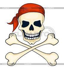 Resultado De Imagen Para Calavera Pirata Dibujo Skeleton Drawings Halloween Pictures Pirate Skull