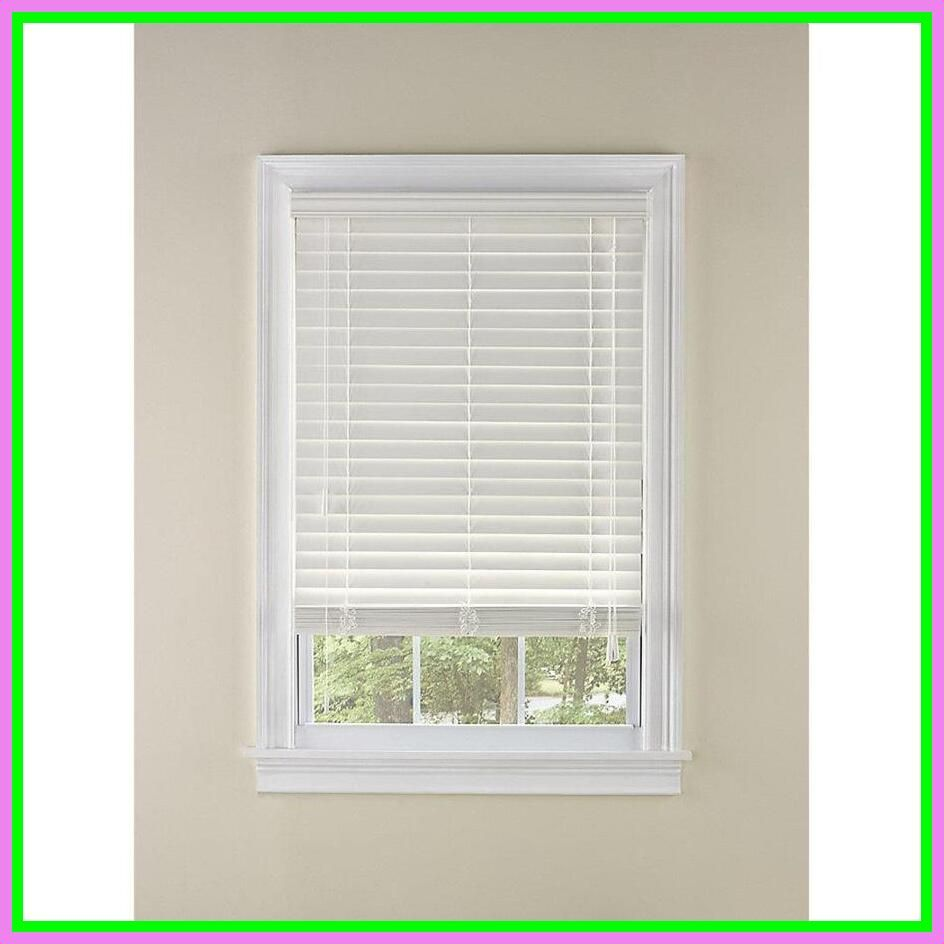 33 Reference Of Wood Blind White In 2020 White Wood Blinds White Wooden Blinds Blinds