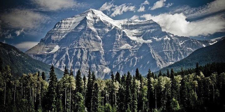 Mount Hobson, British Columbia, Canada
