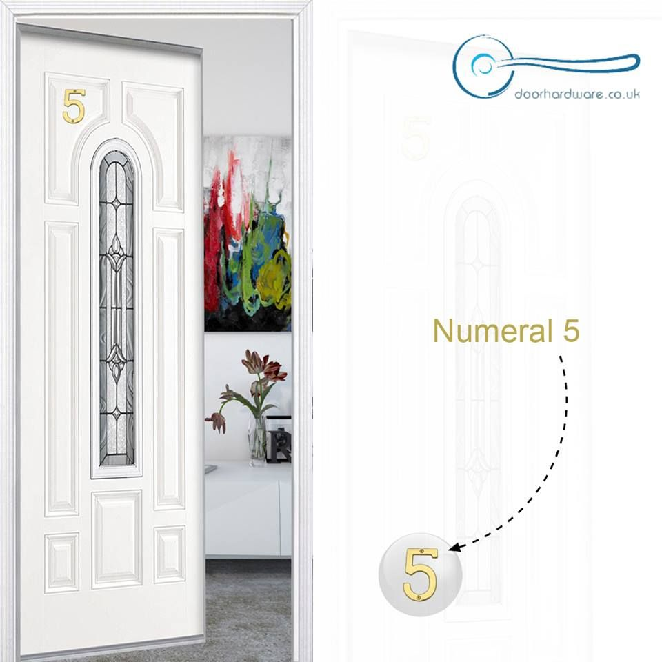 Door numeral with the solidbrass material visit for more door