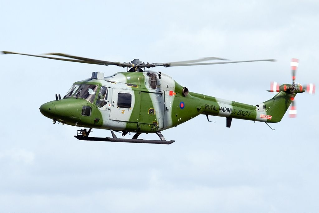AW159 Future Lynx Maritime Surveillance and Attack Helicopter