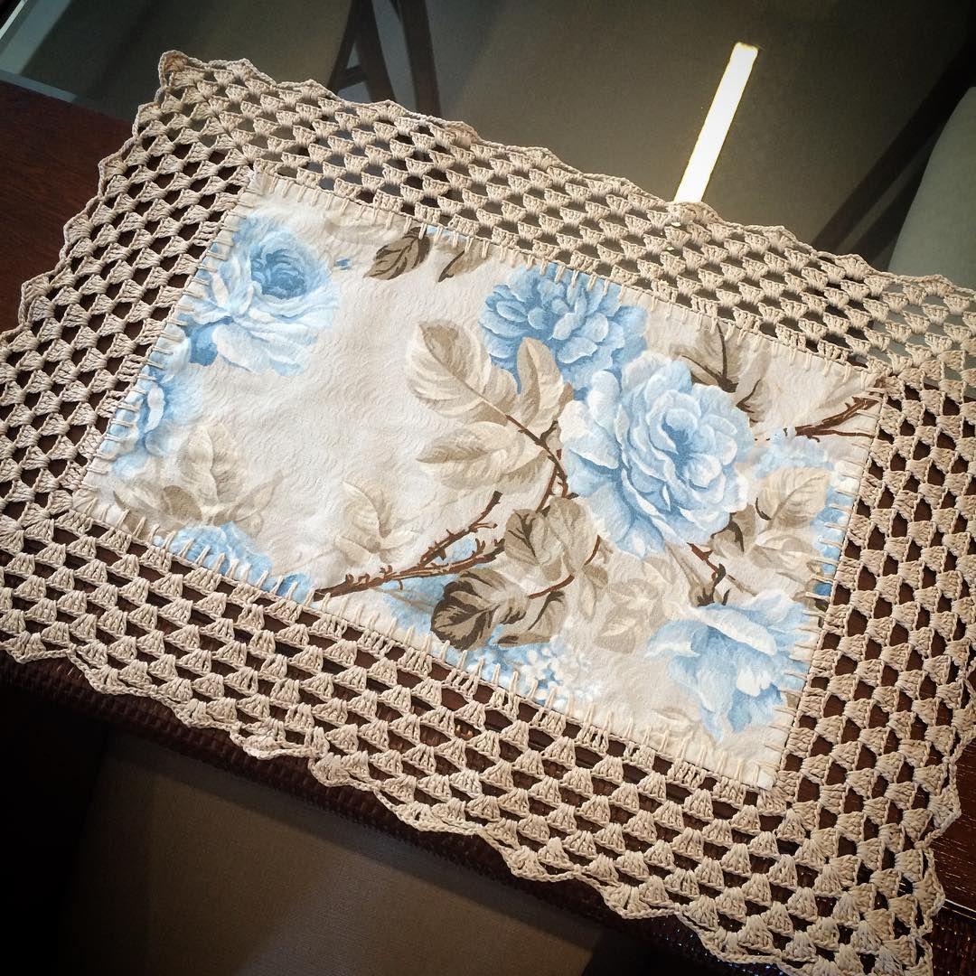 Pin Su Trico E Croche