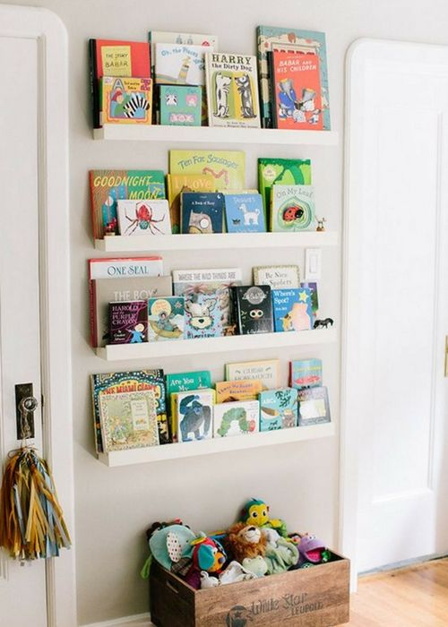 Baby Nursery Shelf Ideas That Are Gorgeous And Functional Baby