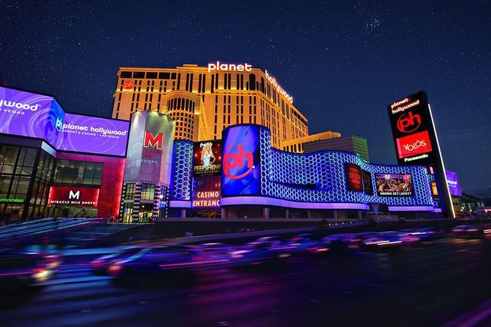 Hotel New York Las Vegas Trivago Colorfultravel By