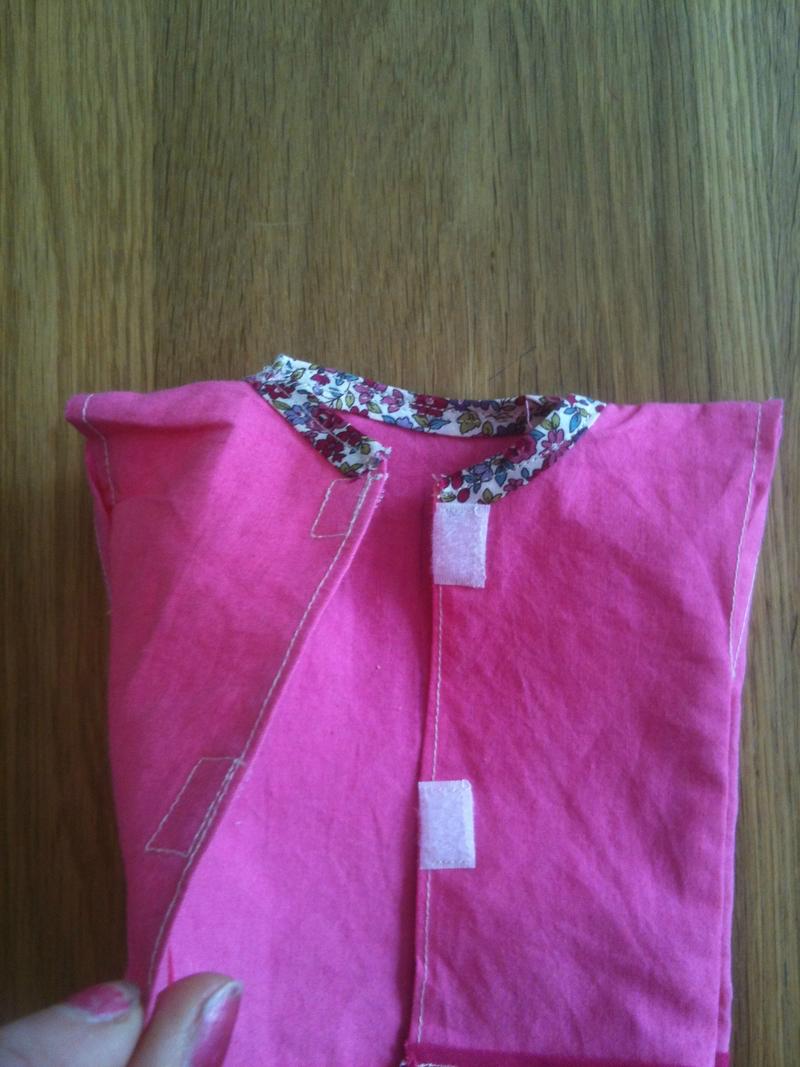 Couture pour débutante vêtements de poupée Corolle: Trousseau dété – Le blog de Mademoiselle Petit Pois