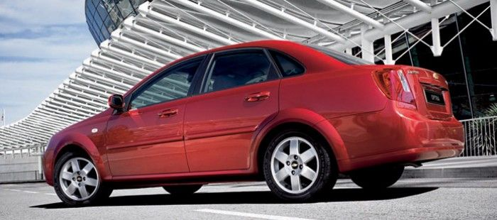 Chev Optra Chevrolet New Cars City