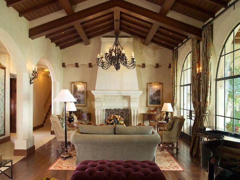 Old World Style Home Decorating Ideas Spanish Style Homes