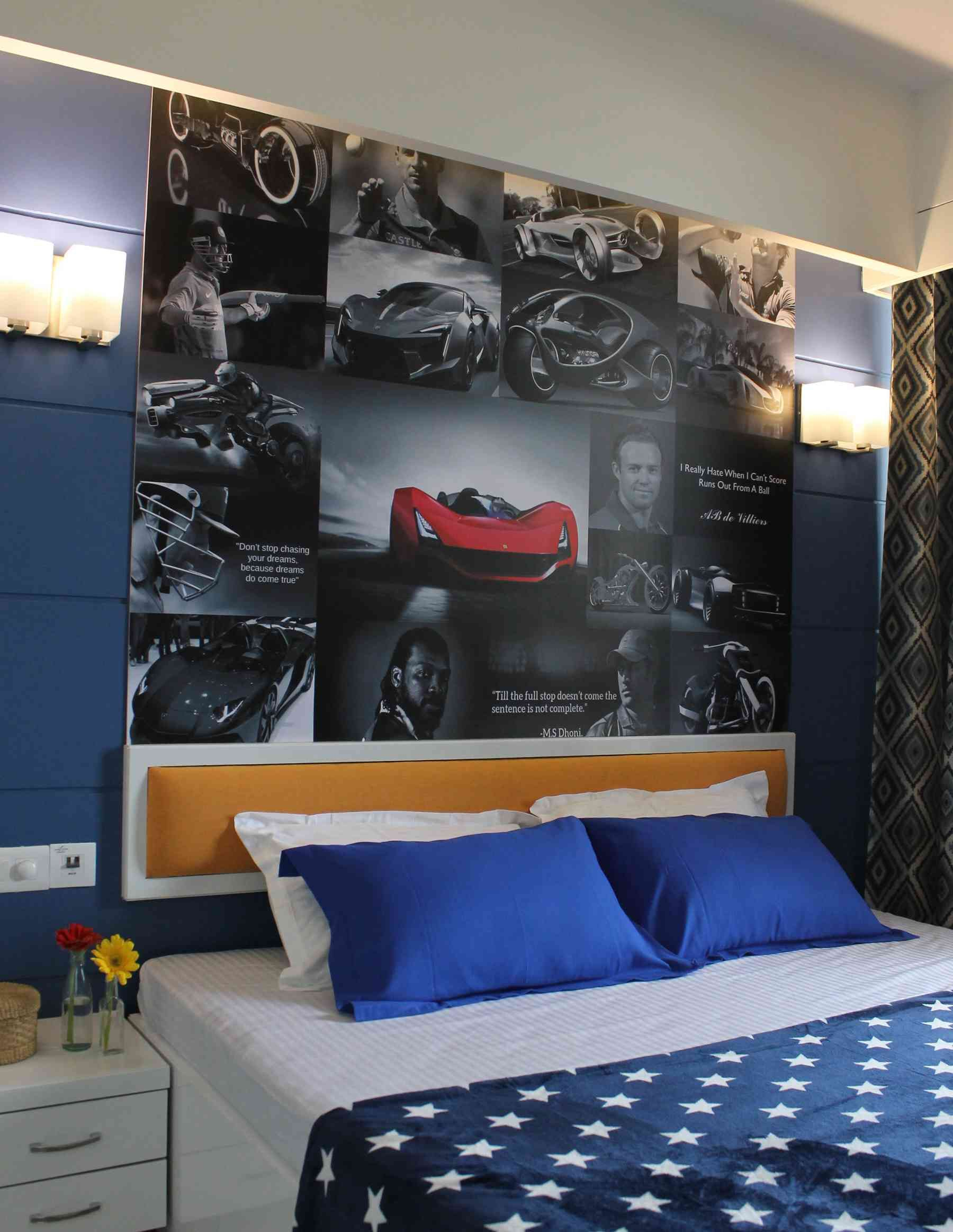 Boy's room Design by Shalini Pereira Bed design, Boys