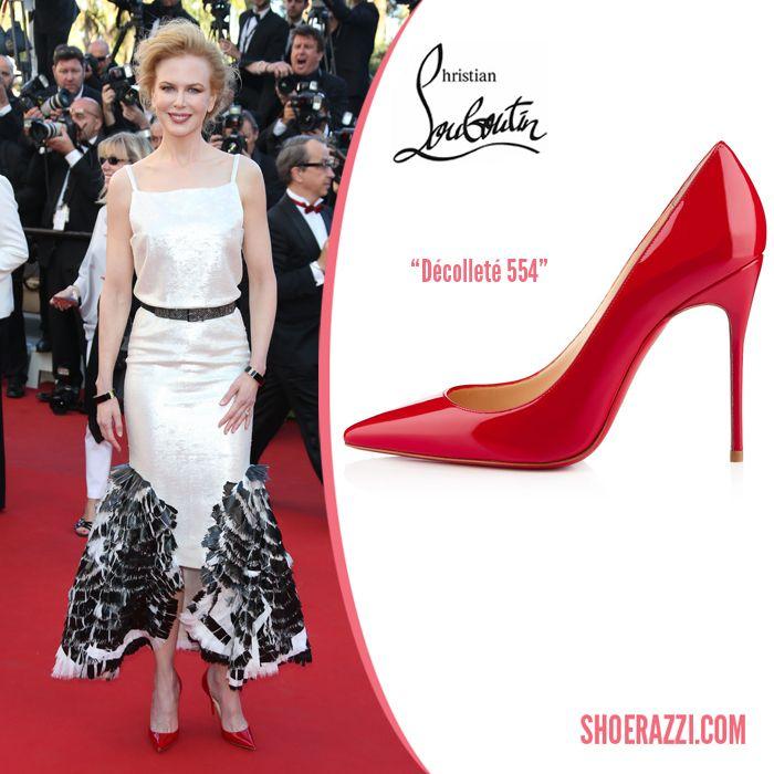 4b953ea19f6 Christian Louboutin - Nicole Kidman | Dream shoes | Christian ...