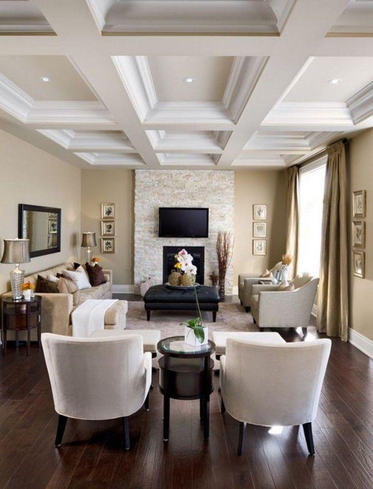 Design Narrow Living Room: 64+ Lovely Long Narrow Living Room Ideas