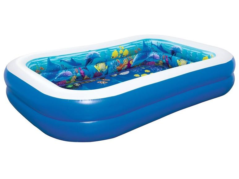 lage prijs gezellig fris origineel BESTWAY Opblaasbaar zwembad   LIDL   Inneke - Zwembaden en Lidl
